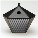 NIPPON KODO | Yukari Incense Burner - Traditional / Black