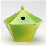 NIPPON KODO | Yukari Incense Burner - Yellow Green