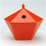NIPPON KODO | Yukari Incense Burner - Orange