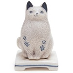 NIPPON KODO | CAT - INCENSE BURNER