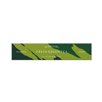 SCENTSUAL - Fresh Green Tea 30 sticks (case pack qty -12)