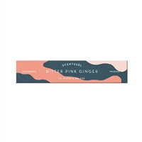SCENTSUAL - Bitter Pink Ginger 30 sticks (case pack qty -12)