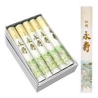 NIPPON KODO | Traditional - ROLL INCENSE - 10 rolls - EIJU Sandalwood 10 rolls