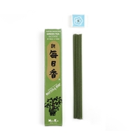 NIPPON KODO | MORNING STAR - INCENSE - GREEN TEA - 50 sticks