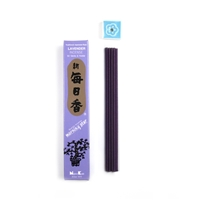 NIPPON KODO | MORNING STAR - INCENSE - LAVENDER - 50 sticks