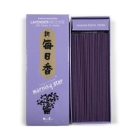 NIPPON KODO | MORNING STAR - INCENSE - LAVENDER - 200 sticks