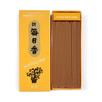NIPPON KODO | MORNING STAR Incense - MIMOSA 200 sticks