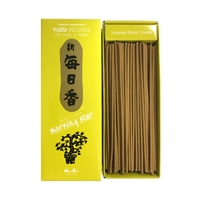 NIPPON KODO | MORNING STAR Incense - YUZU 200 sticks