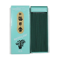 NIPPON KODO | MORNING STAR Incense - GARDENIA 200 sticks
