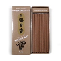 NIPPON KODO | MORNING STAR - INCENSE - FRANKINCENSE - 200 sticks