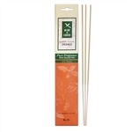 NIPPON KODO | HERB & EARTH - Bamboo Stick Incense ORANGE