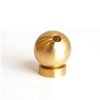 NIPPON KODO | SPHERE INCENSE HOLDER - Gold