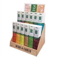 HERB & EARTH UNIT SET (12 Fragrances x 12 pkgs)