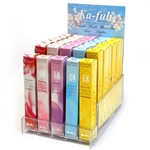 KA-FUH UNIT SET (5 fragrances x 12 pkgs) | NIPPON KODO WHOLESALE Japanese Quality Incense Since 1575