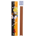 NIPPON KODO | DRAGON BALL Z MORNING STAR - AMBER 35 sticks (GOKU)