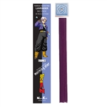 NIPPON KODO | DRAGON BALL Z MORNING STAR - LAVENDER 35 sticks (TRUNKS)