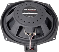 Gladen Audio ONE 201 Extreme BMW Underseat Subwoofers