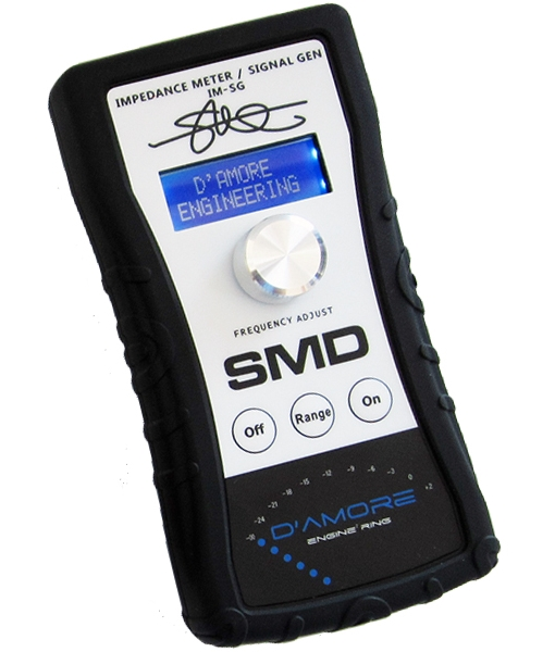 SMD Impedance Meter-Signal Generator (IM-SG)