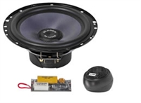 Gladen Audio M 165 Components