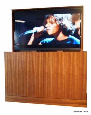 Modern Haven TV Lift Cabinet
