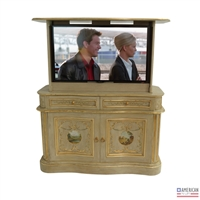 French Country TV-Lift Cabinet Bon Air XE