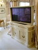 French Country Bon Air TV Lift Cabinet