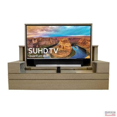 "Ultra NT 55"" TV Lift Entertainment System"