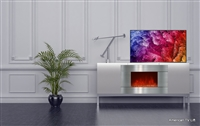 Aurora Fireplace TV Lift Cabinet