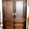Maple Entertainment Armoire [In Stock]