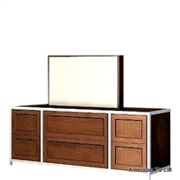 Modern Durant Tv Lift Cabinet