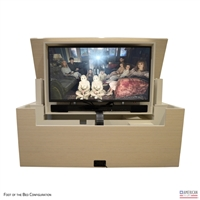 Modern Berkeley TV Lift Cabinet
