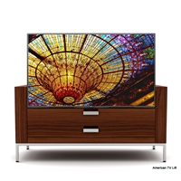 Modern Drake Flip up TV Lift Cabinet