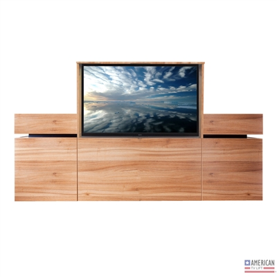 Modern Valley TV Lift Cabinet