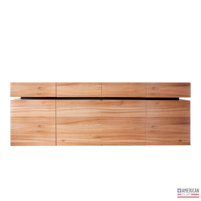 Sideboard Tv Lift modern valley tv lift cabinet