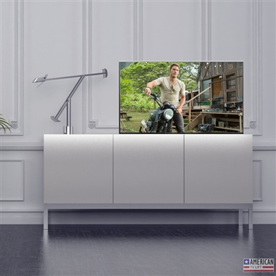 Modern Aurora TV Lift Cabinet