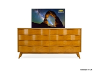 Art Deco Tv Cabinets With Motorized Lift American Tv Lift