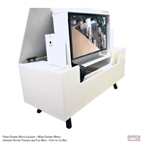 "32"" TV Lift Cabinet - Modern Harrison"
