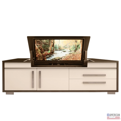 Modern Georgia TV Lift Cabinet