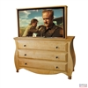 Traditional Classic Carriage TV Lift Cabinet
