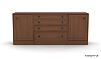 Transitional Williams TV Lift Cabinet