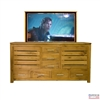 Transitional Arlington TV Lift Cabinet