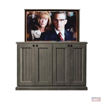 Traditional Hensley TV Lift Cabinet
