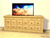 Traditional Athens 3 Tv Lift Cabinet
