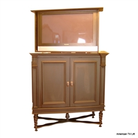 Traditional KindleTV Lift Cabinet