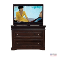 Traditional Heritage TV Lift Cabinet