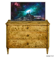Traditional Mulholland TV Lift Cabinet