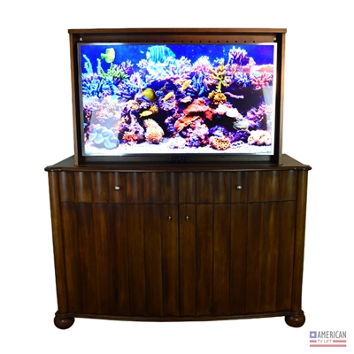 Traditional Riverside TV Lift Cabinet