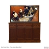 Traditional Stately TV Lift Cabinet