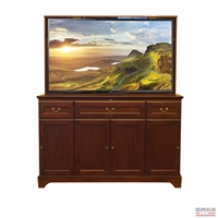 Traditional Easton TV Lift Cabinet