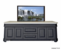 Transitional Chambers TV Lift Cabinet
